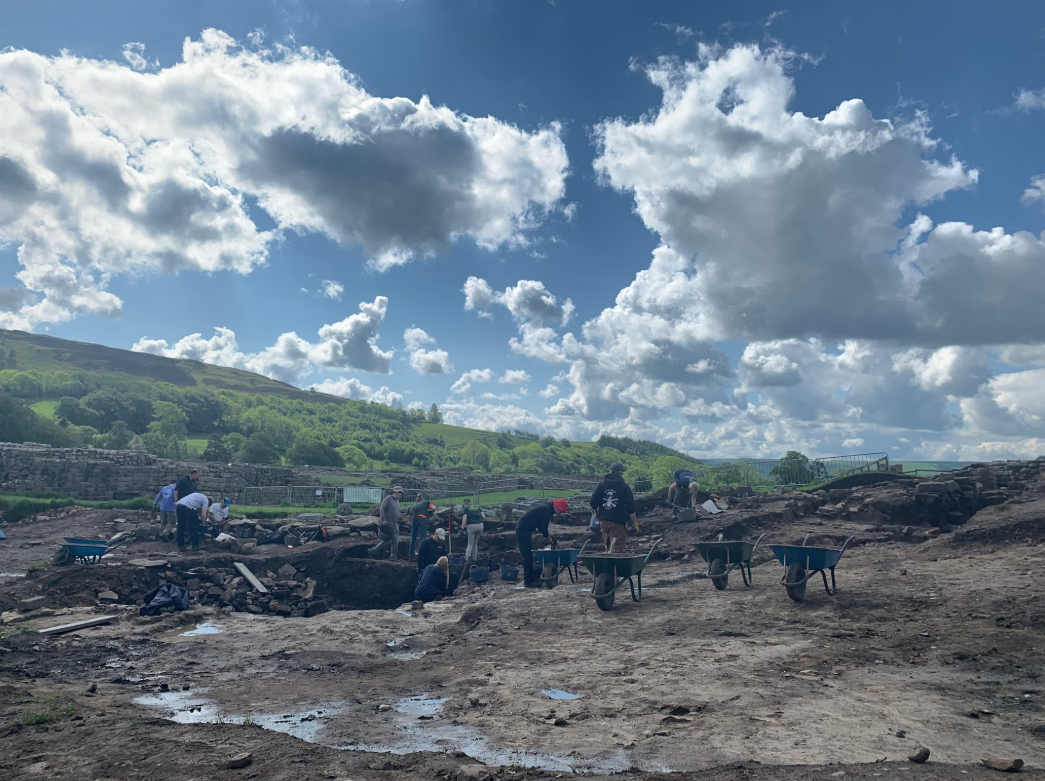 Vindolanda Excavations