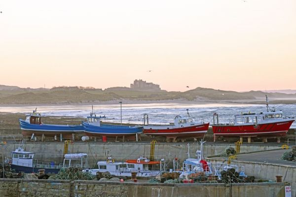 WIN A self-catering break for 6 people in Seahouses