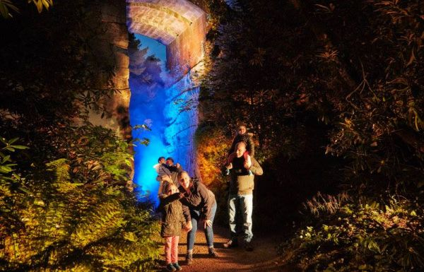 WIN a family ticket to Enchanted Belsay