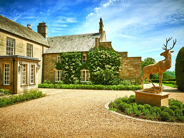 WIN a luxurious dinner, bed & breakfast stay at a Northumberland boutique country hotel