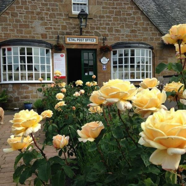 Win a 2 night stay in Ford and Etal plus a £20 voucher to be used in Lavender Tearooms