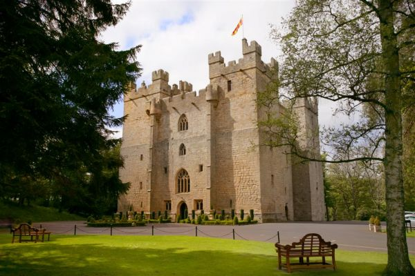 Win a one-night stay at Langley Castle Hotel