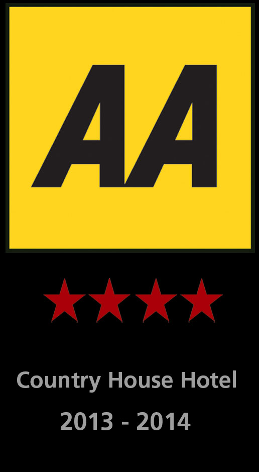AA four star County House Hotel
