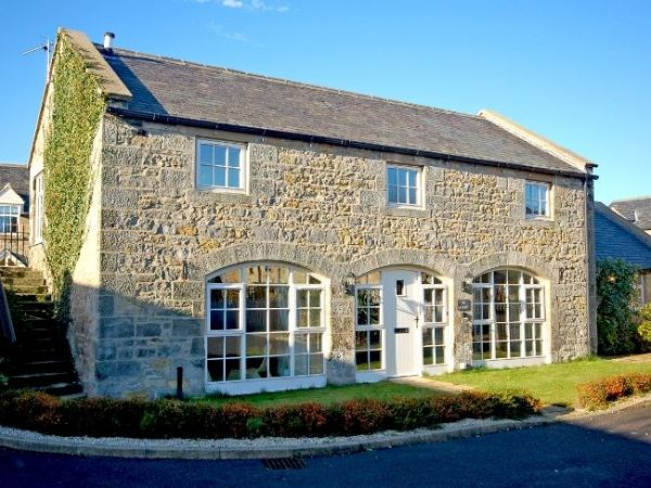 The Granary at Seahouses: one of our properties is near Bamburgh Castle Inn