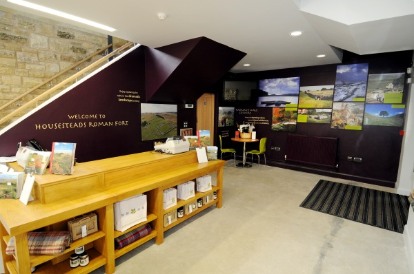 Transformed Visitor Centre Reopens