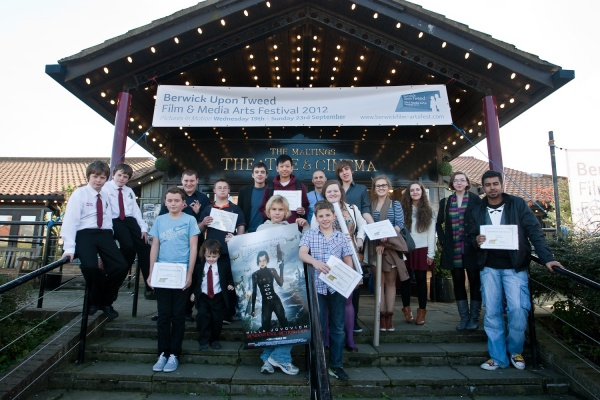 The Wilson's Tales Project and Berwick Film & Media Arts Festival announce a £500 film award