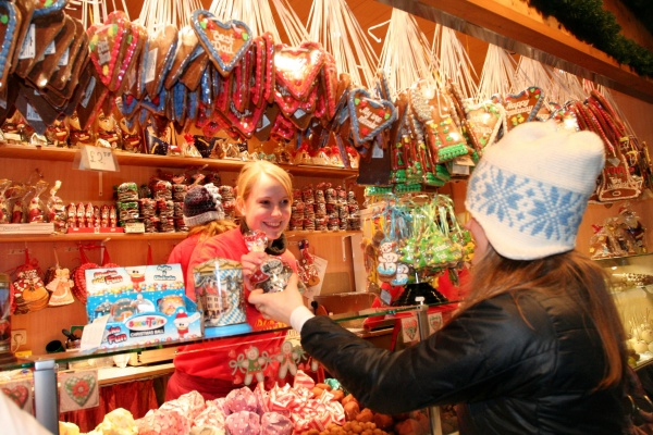The alnwick garden christmas market brings a taste of Germany to northumberland