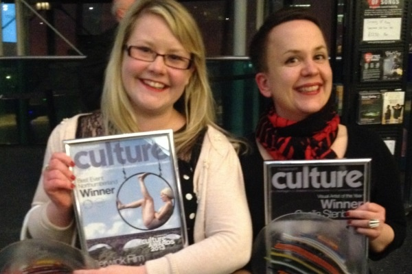 Success for Berwick Film & Media Arts Festival at the Journal Culture Awards!