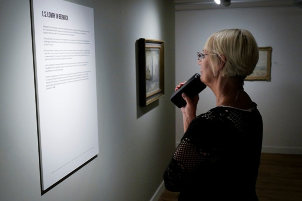 Lowry exhibition to open daily