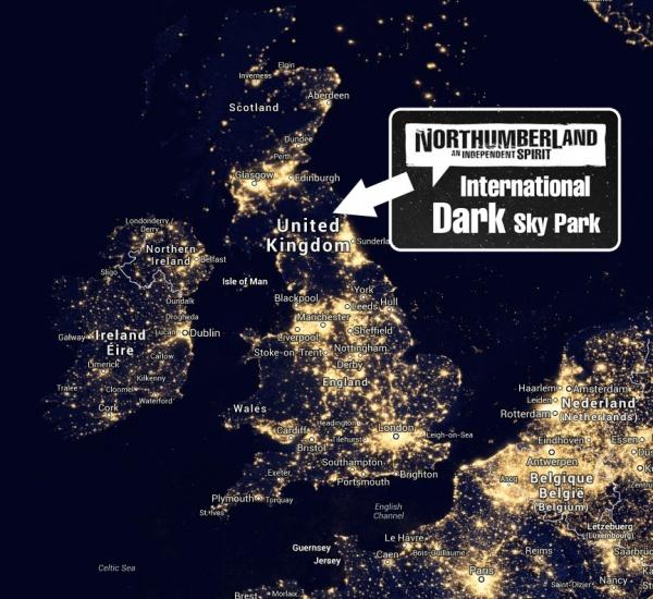 Stargazing Nights in Northumberland