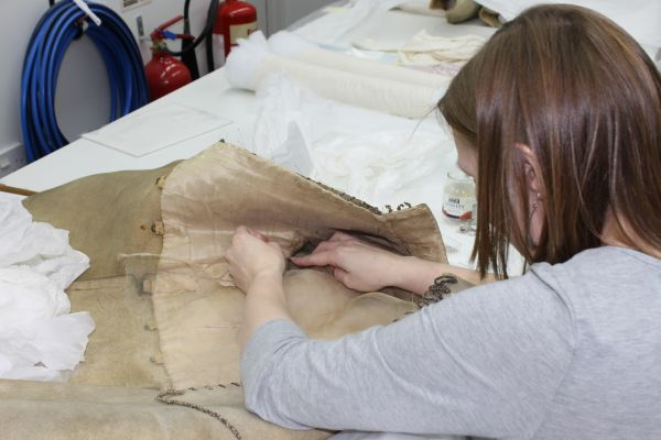 Rare coat returns to Seaton Delaval Hall collection