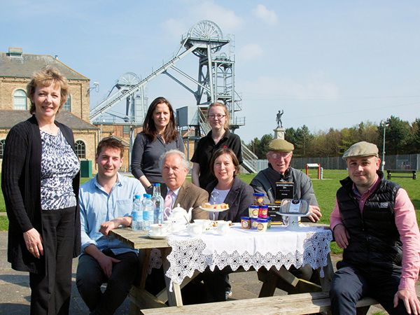 Northumbrian Food Offering at Woodhorn