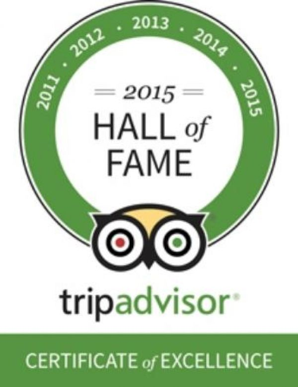 33 Northumberland businesses in Trip Advisor Hall of Fame 2015