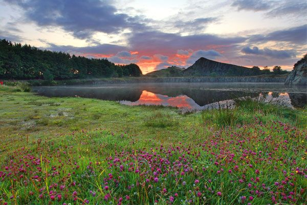Northumberland National Park tops Condé Nast Traveller's list of world's best National Parks