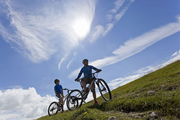Scale new heights and discover nature this May half term with the National Trust