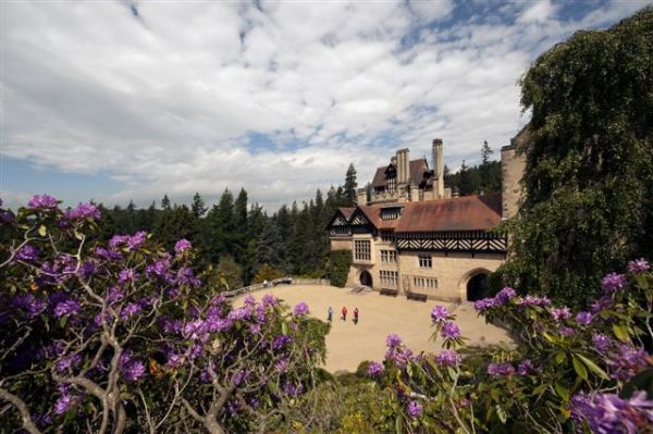 Turn your energy into light at Cragside
