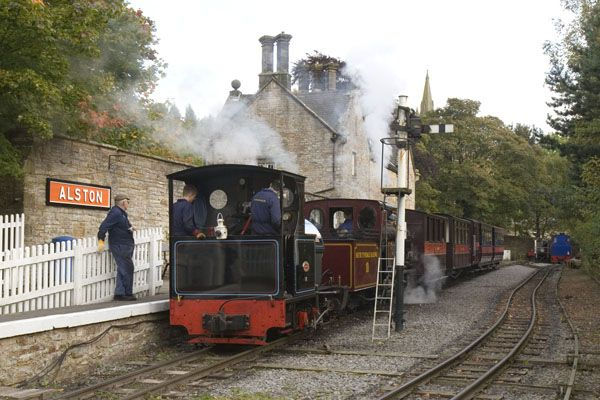 South Tynedale Railway awarded 2015 Tripadvisor Certificate of Excellence