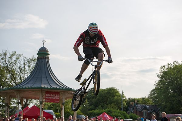 Virgin Money Cyclone brings cycling storm to the North East