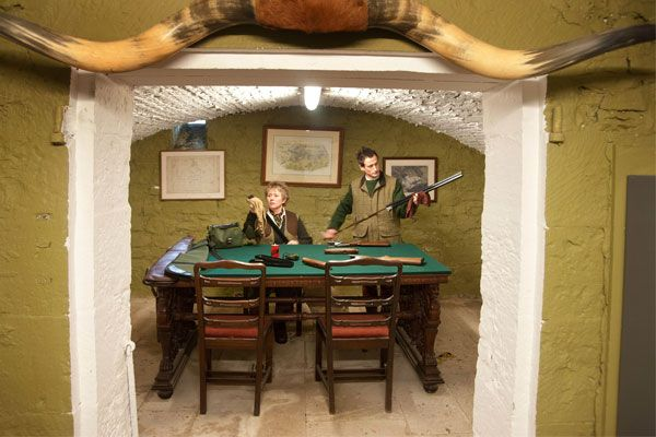 Gunroom is a Touch of Sporting Class!