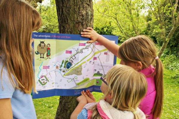 New Tale Trails Bring Added Al Fresco Fun To Northumberland