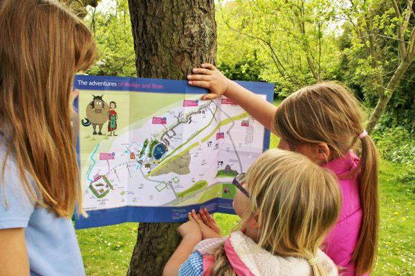 New Tale Trails Bring Added Al Fresco Fun To Northumberland