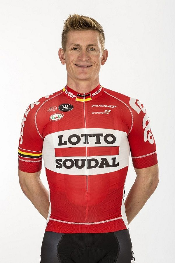Andre Greipel to lead Lotto Soudal at Aviva Tour of Britain