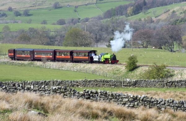 Bank Holiday Family Fun at The South Tynedale Railway