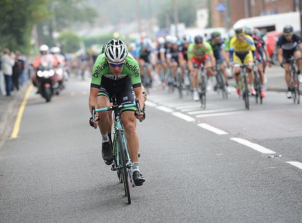 Edvald Boasson Hagen returns to Aviva Tour of Britain