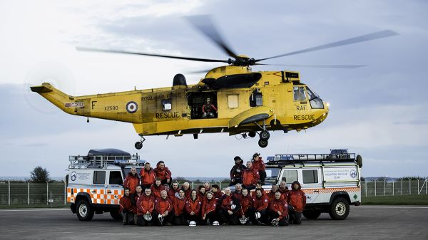 Northumberland National Park Mountain Rescue Team 50th Anniversary