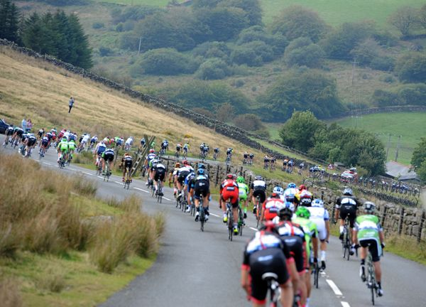 Tour of Britain 2015 - Greenhead & Gilsland