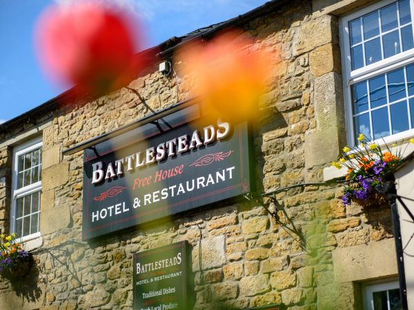 Visitor reviews earn TripAdvisor excellence award for Battlesteads Hotel