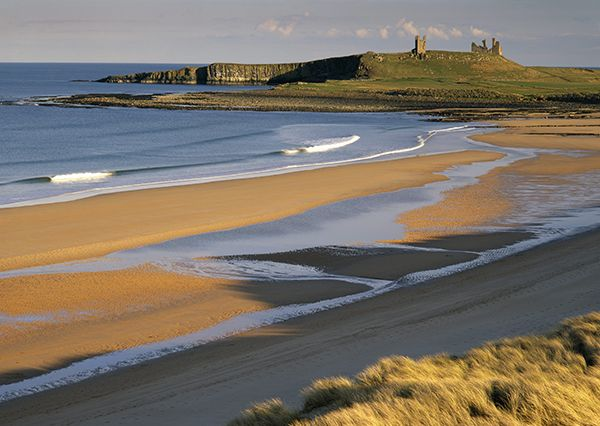 Reap the benefits with coastal walks