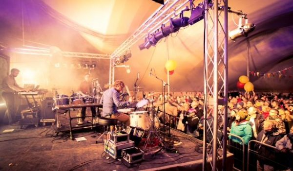 Inaugural Lindisfarne Festival shortlisted for 3 UK Festival Awards 2015