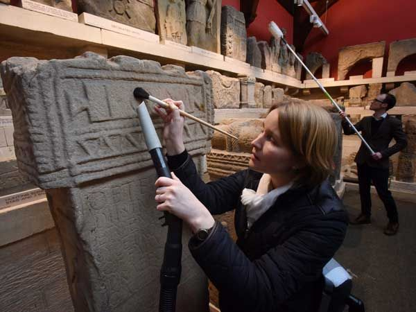 Museum Re-Launch Tells Story of Hadrian's Wall