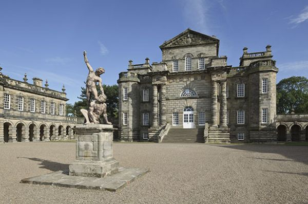 Seaton Delaval Hall, the Curtain Rises: Project gains Heritage Lottery Fund support