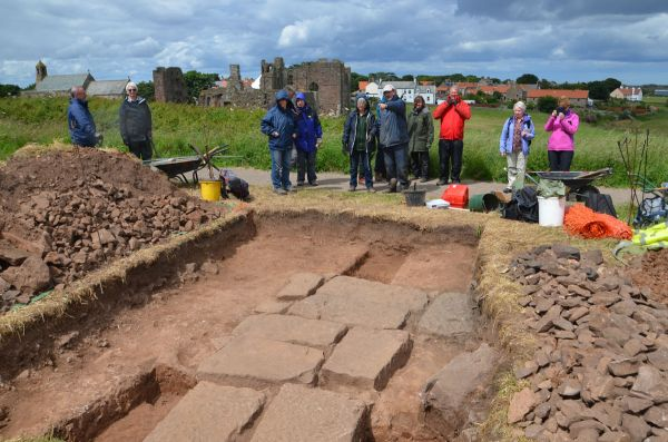 Fascinating new archaeological evidence on Holy Island