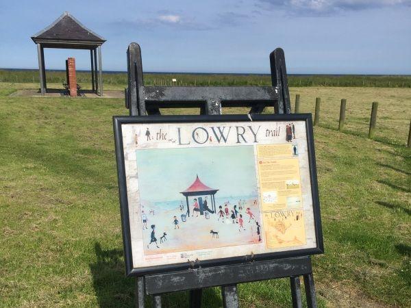 Lowry in Berwick