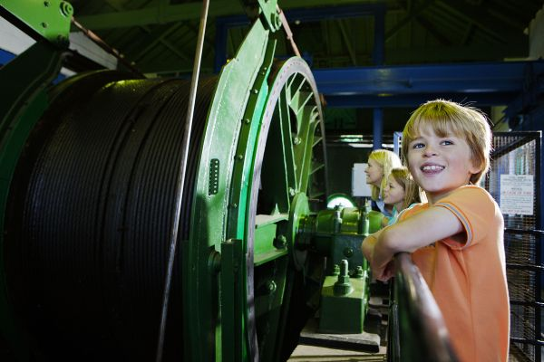 New Outdoor Play Area for Woodhorn Museum
