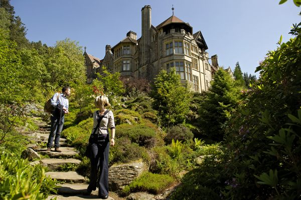 The spark returns to Cragside