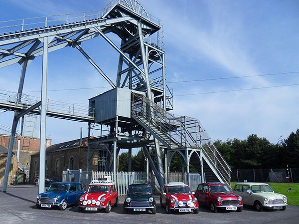 Mini Mania at Woodhorn