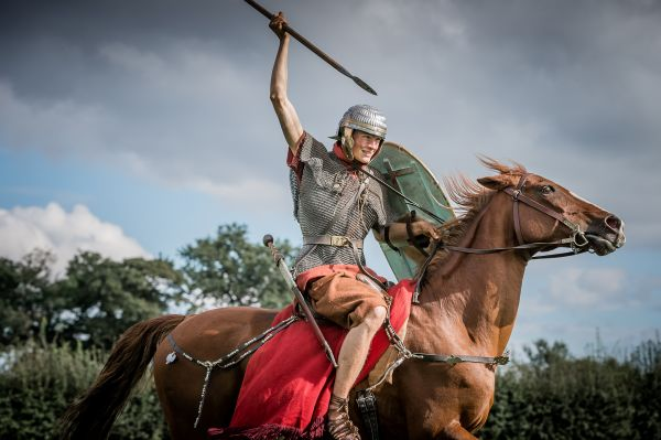 Hadrian's Wall announces new wall-wide Roman cavalry exhibition