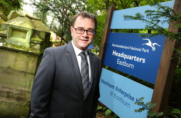 Northumberland National Park Authority is calling on local  communities and businesses to help shape the future