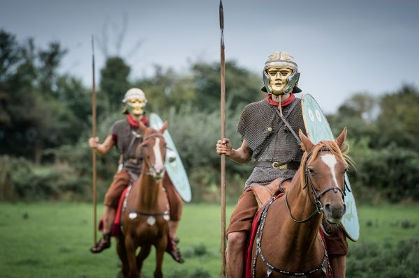 Ticket on sale date announced for 'Turma! Hadrian's Cavalry Charge in Carlisle'