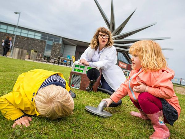 Wonderfolk at Woodhorn, a new interactive family trail opening this summer