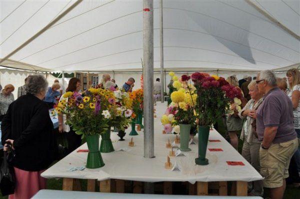 Etal's 81st Flower Show
