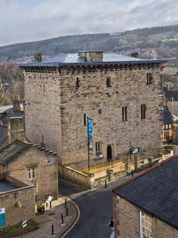 Hexham Old Gaol inspires modern-day border ballads