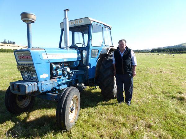Landmark Tractor Cavalcade to Round Off Show