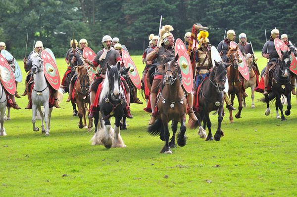 Last chance to see Hadrian's Cavalry exhibition along Hadrian's Wall
