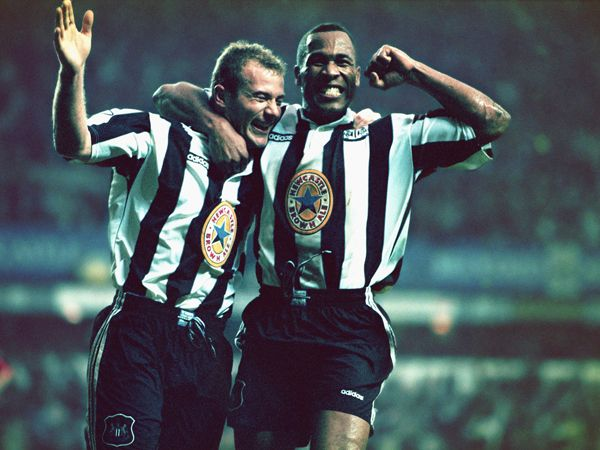 Les Ferdinand and Shearer to reunite for British Masters Pro-AM