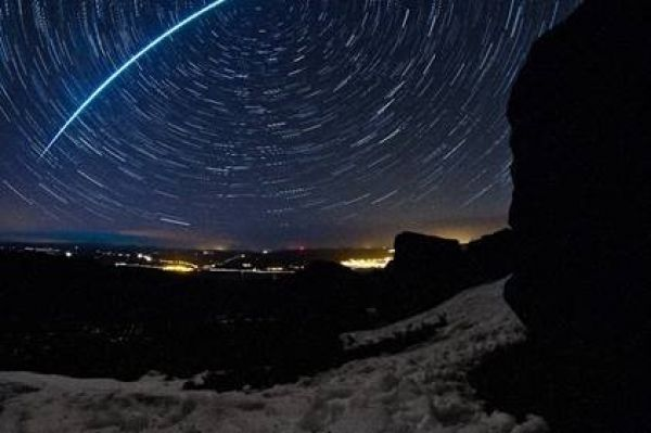 Celebrate meteor shower season with Shooting Star Suppers at Battlesteads